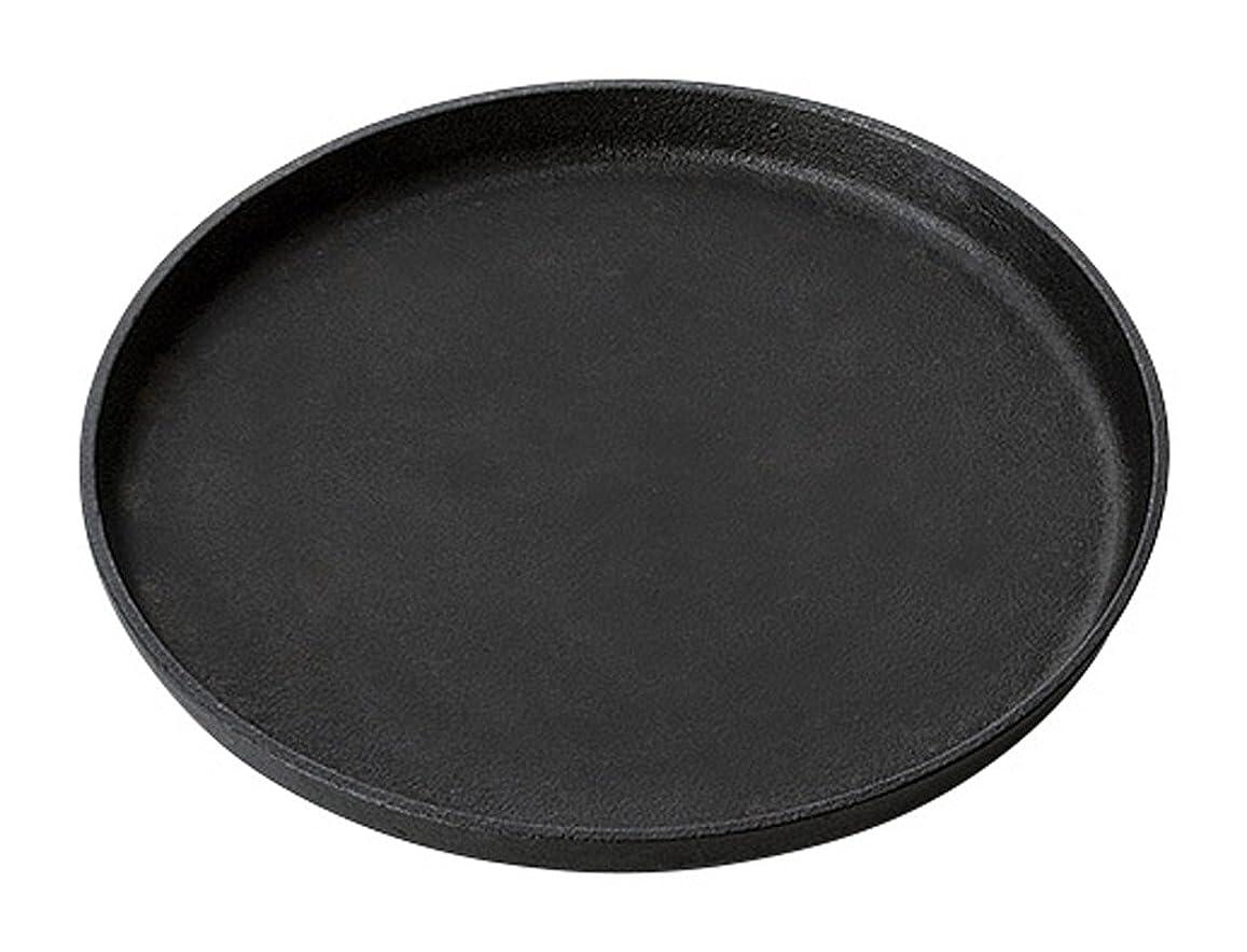 カリングレシピ文庫本イシガキ産業 丸ステーキ皿 22cm 631B 鉄鋳物 中国 PIS122