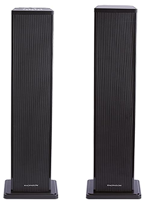 Thomson DS60DUO - Pack de 2 Altavoces (estéreo, USB, Tarjeta ...