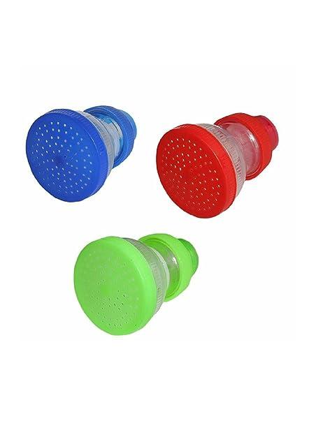 Hiya Kitchen & Bathroom Tap Shower Sprinkler Shower Head (Set Of 3)