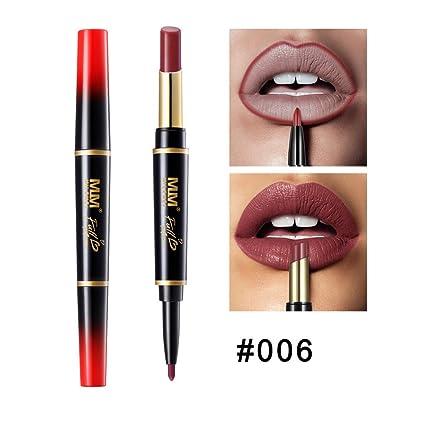 Startview ❤️❤️ Double-end Long-Lasting Lip Liner Waterproof Lip Stick Pencil