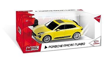 Mondo – 63367 – Porsche – Macan Turbo – Die Cast – teledirigido ...