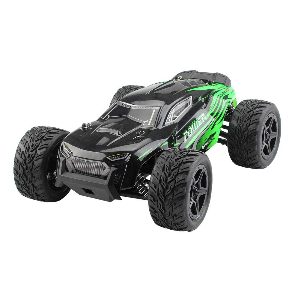 1/16 Scale RC Rock Crawler 4WD Off Road RC Military Truck Rock Crawler 2.4G 36KM/H High Speed Remote Control Moster Truck Waterproof Buggy RC Car Toy Gift for Kids