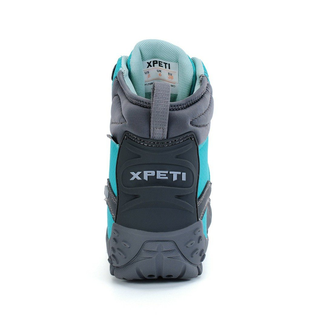 XPETI Womens Dimo Mid Waterproof Hiking Outdoor Boot