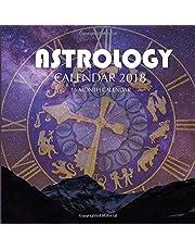 Astrology Calendar 2018: 16 Month Calendar