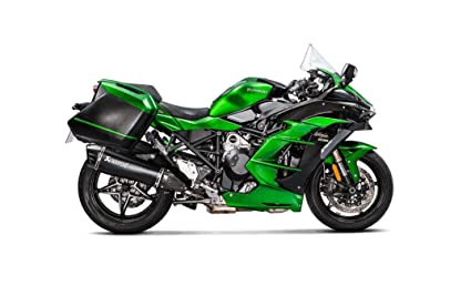 ESCAPE AKRAPOVIC NINJA H2 SX 18: Amazon.es: Coche y moto
