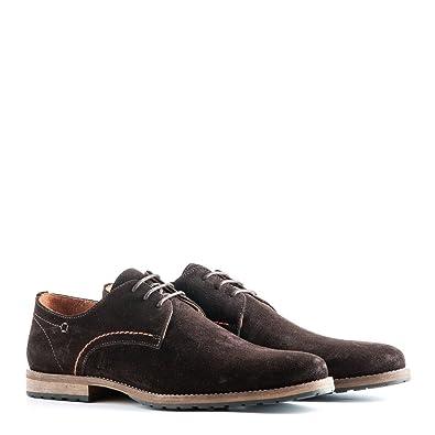 7baf02e2271959 Travelin  Manchester Suede Business Schuhe Herren