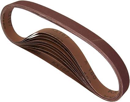 Abrasive Sanding Belt Polishing Sanding Grind Pipe Tool Butt Joint Grit Tools