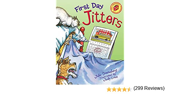 First Day Jitters (Mrs. Hartwells classroom adventures): Julie ...
