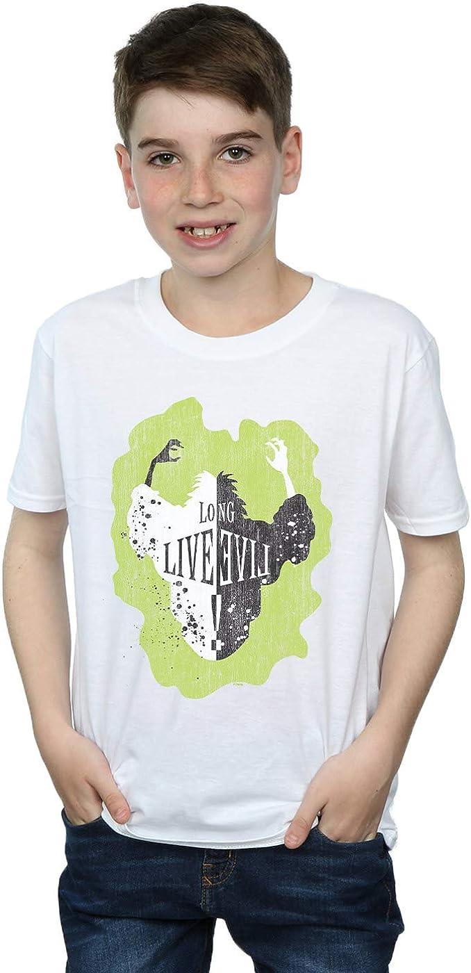 Disney Boys The Descendants Maleficent Long Live T-Shirt