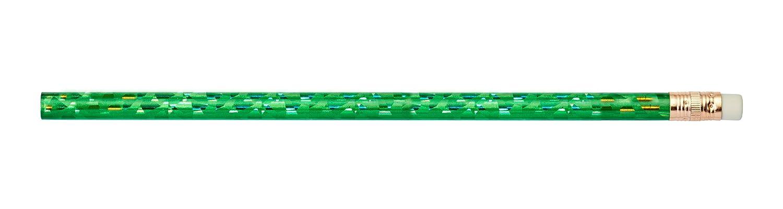 鉛筆Guy 144空白Glitzラウンド鉛筆to aボックス B078XN4TYV グリーン