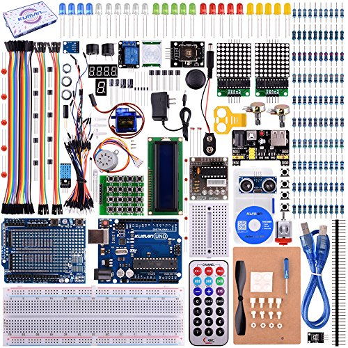 Kuman uno r project complete starter kit with tutorial