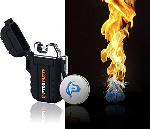 Phone Skope Pyro Putty Emergency Survival Fire Starter