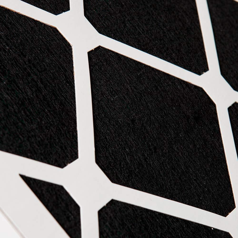 Renewed Box of 12 Nordic Pure 16x16x1M12-12 MERV12 AC Furnace Air Filter