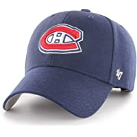 47 Brand Montreal Canadiens Adjustable Cap Mvp Nhl Light Navy - One-Size