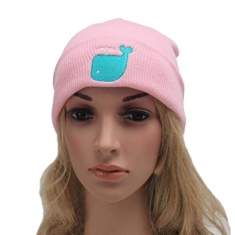 Binmer(TM) Unisex Slouchy Oversize Knitting Beanie hat Hip hop Ski cap