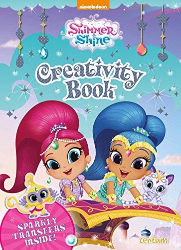 Shimmer & Shine Tattoo Book (Shimmer Tattoo)