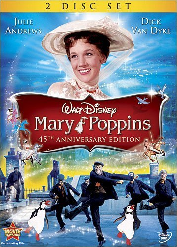 Mary Poppins (Two-Disc 45th Anniversary Special Edition) by Walt Disney Studios Home Entertainment