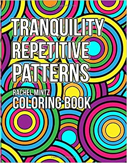 Amazoncom Tranquility Repetitive Patterns Coloring Book 35