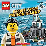 Escape from Prison Island (LEGO City: 8x8)