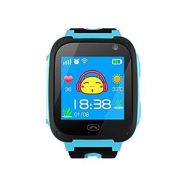 Reloj inteligente de posicionamiento telefónico para niños MXECO ...