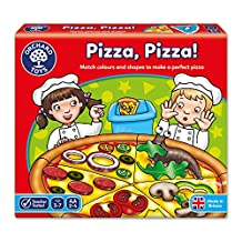Orchard Pizza Pizza! Color and Shape Matching Game
