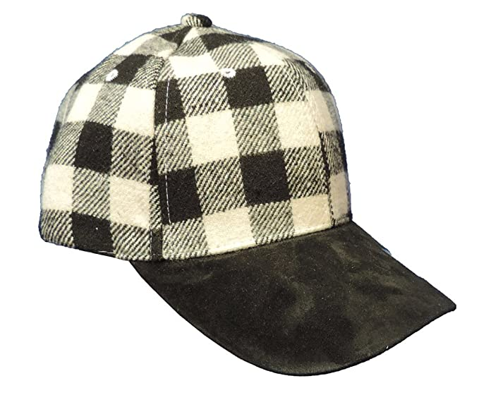93981427 Image Unavailable. Image not available for. Color: Buffalo Plaid Elmer Fudd  Hunting Cap ...