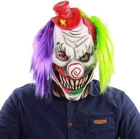 Fiesta De Disfraces Disfraz Adulto Horror Máscara De Halloween De Asesino en serie