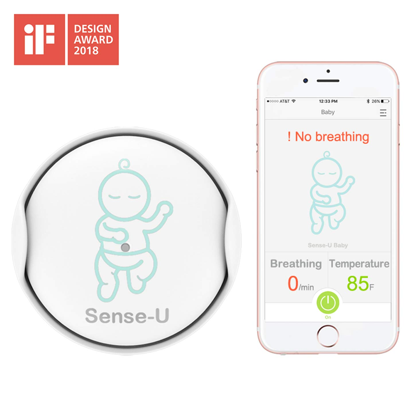 Top 6 Best Baby Breathing Monitors Reviews in 2019 2