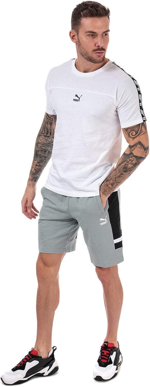 Grigio Pantaloncini da Uomo PUMA XTG Colore