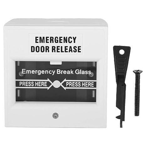 Interruptor de puerta de salida de emergencia, alarma de ...