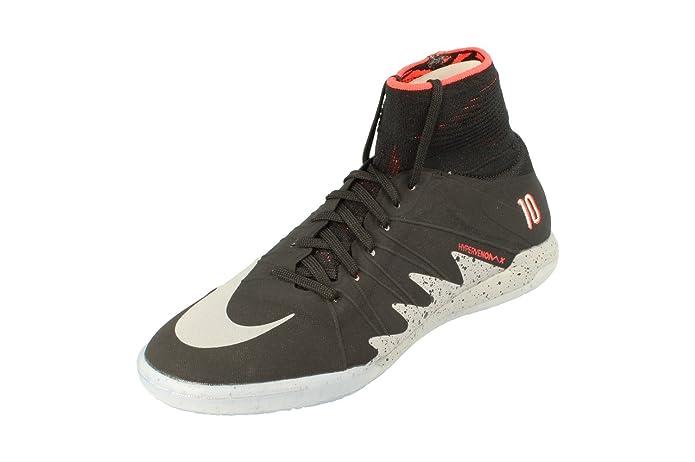 cc8ffa20b452 Nike Hypervenomx Proximo IC NJR x Jordan 820118-006 Black Men s Soccer  Shoes (11. 5