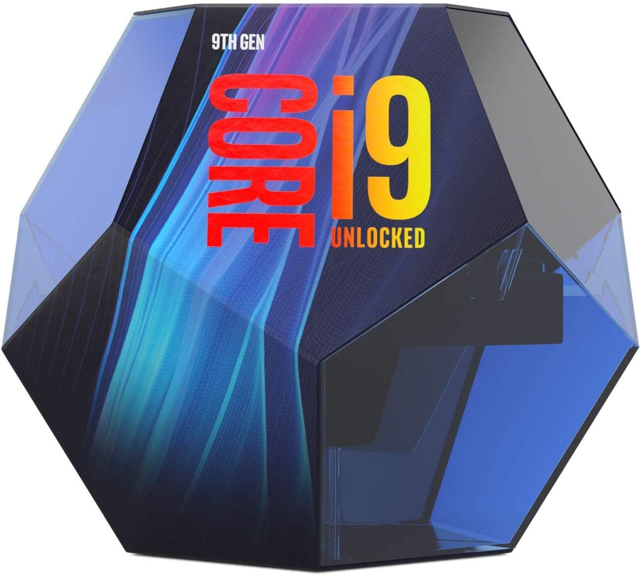 Intel Core i9 i9-9900K Octa-core (8 Core) 3.60 GHz Processor - Socket H4 LGA-1151 - Retail Pack - 8 GT/s DMI - 64-bit Processing - 5 GHz Overclocking Speed - 14 nm - 3 Number of Monitors Supported - I