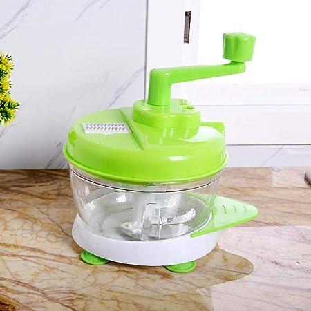 Peladora de frutas vegetales Picadora , licuadora manual, picadora ...