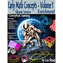 Early Math Concepts - Volume 1: Enrichment, Conceptual Learning (Sharp Series)