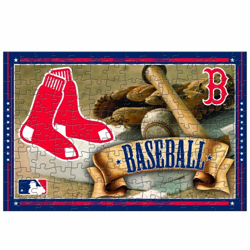 MLB Boston Red Sox 150-Piece Puzzle