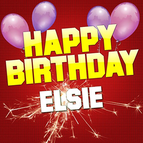 Happy Birthday Elsie - The Elsie Cat