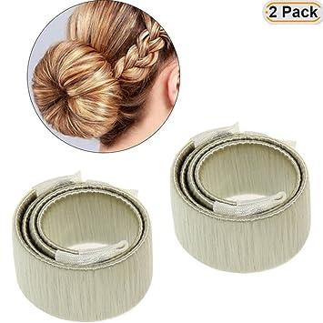 Amazon Bun Maker Hair Diy Women Girls Accessories French Twist