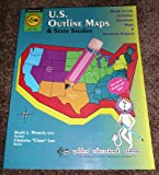 U. S. Outline Maps, Randy L. Womack, 1565000196