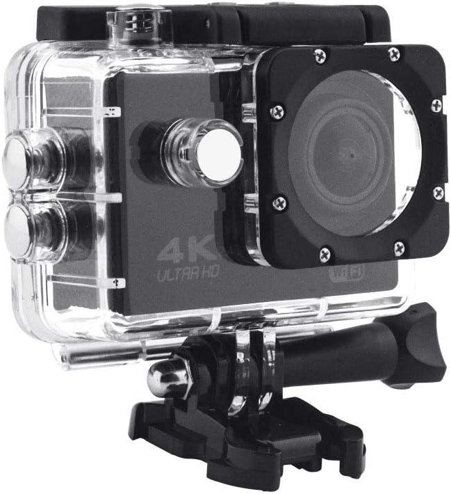 170 ° Gran Angular al Aire Libre HD portátil Mini cámara de Deportes con WiFi Viaje Montar a Caballo cámara Impermeable