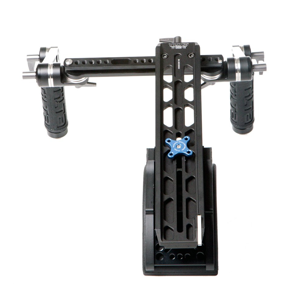 Tilta by Ikan TT-0506-15mm Dovetail Shoulder Mount System by Ikan