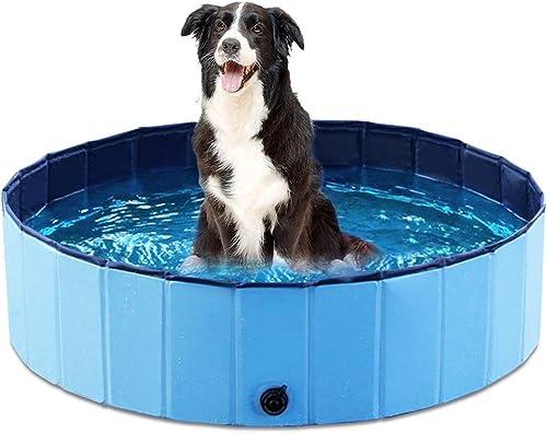 Jasonwell-Foldable-Dog-Pet-Bath-Pool-Collapsible-Dog-Pet-Pool-Bathing-Tub-Kiddie-Pool