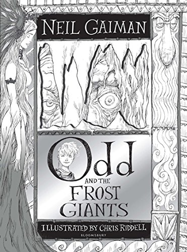 Odd and the Frost Giants (2016)