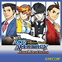 Phoenix Wright Ace Attorney Phoenix Dual Destinies for Nintendo 3DS [Digital Code] by Capcom