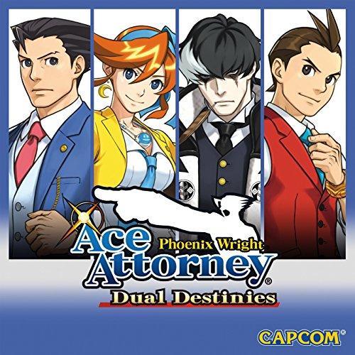 Video Games : Phoenix Wright Ace Attorney Dual Destinies - 3DS [Digital Code]