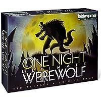 PSI One Night Ultimate Werewolf Board Games