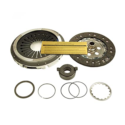 Amazon.com: SACHS CLUTCH KIT 1990-97 PORSCHE 911 964 993 CARRERA C2 C4 3.3L 3.6L; TURBO GK: Automotive