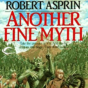 Another Fine Myth Hörbuch
