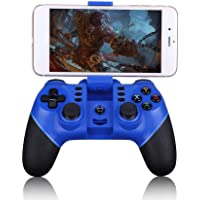 PS4 Game Controller, Game Controller Wireless Joystick, USB Fast Charging Gamepad Handset, Wireless Gamepad…
