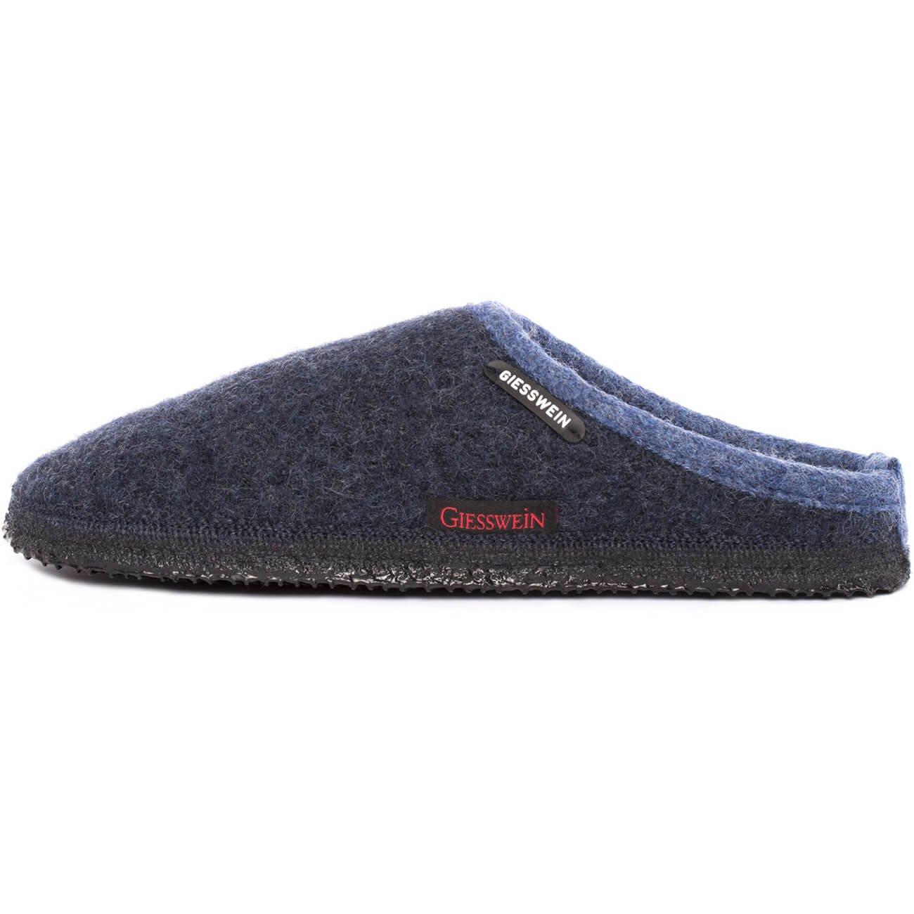 Blau (Nachtblau 514) GIESSWeiß Unisex-Erwachsene P. Dannheim Pantoffeln