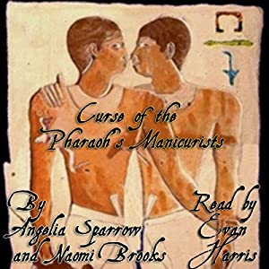 The Curse of the Pharaoh's Manicurists Audiobook